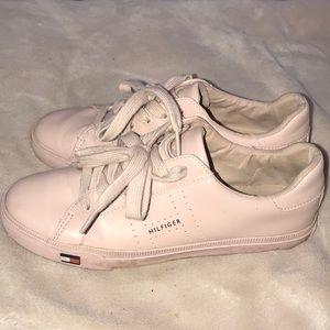 Pink Tommy Hilfiger Shoes